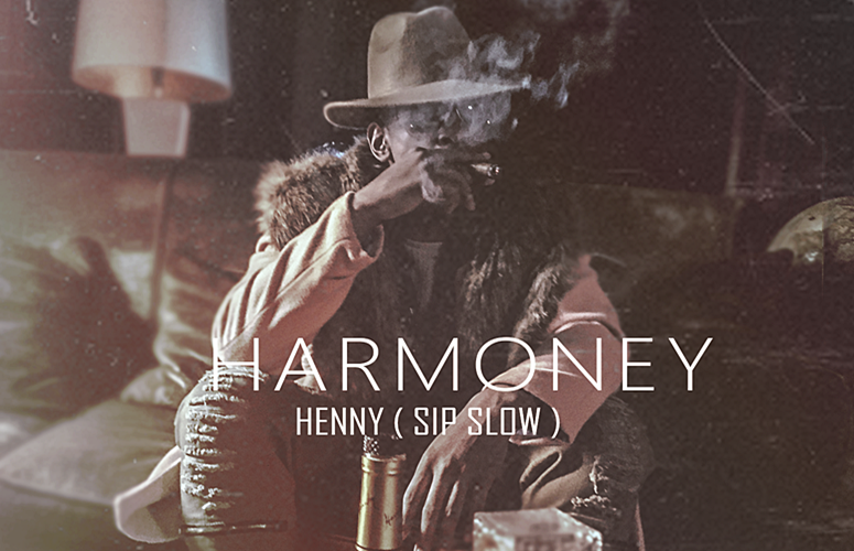 Brooklyn Artist Harmoney Prefers To Sip His Henny Slow On Sensual Single
