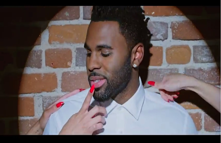 Jason Derulo Takes An Office Romance To The Next Level In 'If It Ain't Love' Video