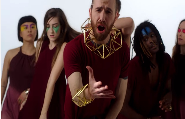 Michael Blume Brings Out Many Musical 'Colors'