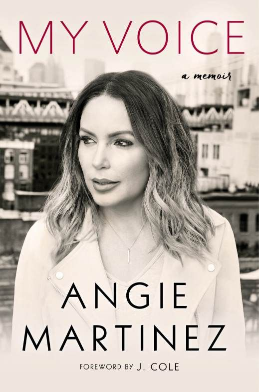 NYC's Power 105.1 FM Radio Host Angie Martinez To Reveal Memoir, My Voice