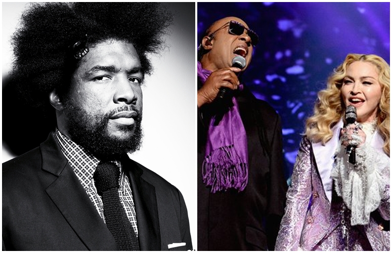 Questlove Defends Madonna's Prince Tribute: 'Every Prince Rendition Will Not Be a Life Changing Orgasmic Experience'