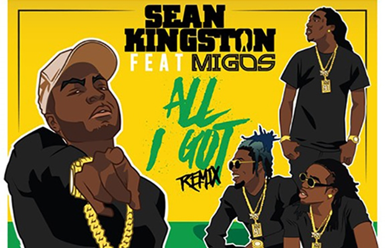 Sean Kingston Collabs With Migos For 'All I Got' Remix