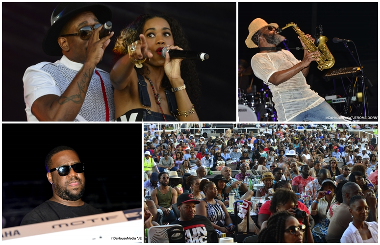 Lalah Hathaway and Kindred the Family Soul Headline the 2nd Annual ATL Soul Life Music Fest