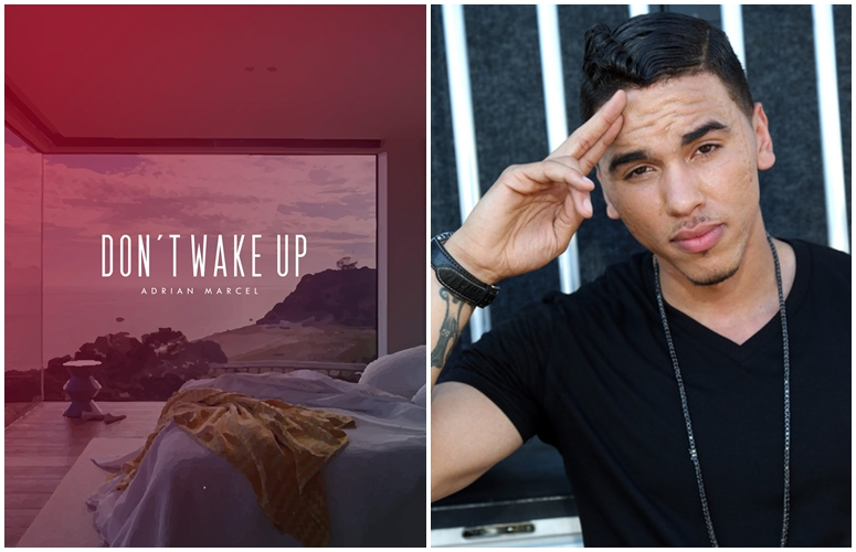 Adrian Marcel Drops New Banger, 'Don't Wake Up'