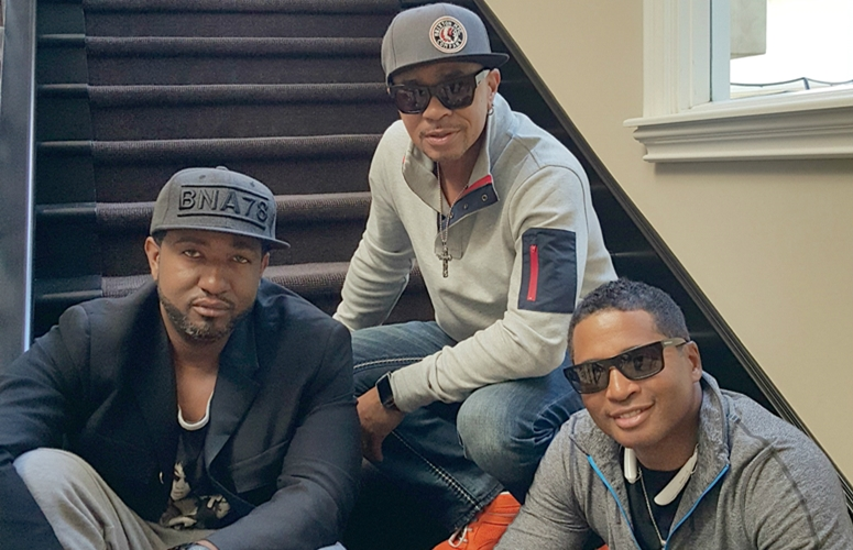 R&B Group After 7 Is Back with Their Newest Single, 'Let Me Know'