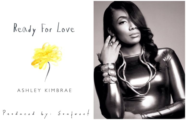 Open Your Heart! BET Music Matters Artist Ashley Kimbrae Is 'Ready For Love'