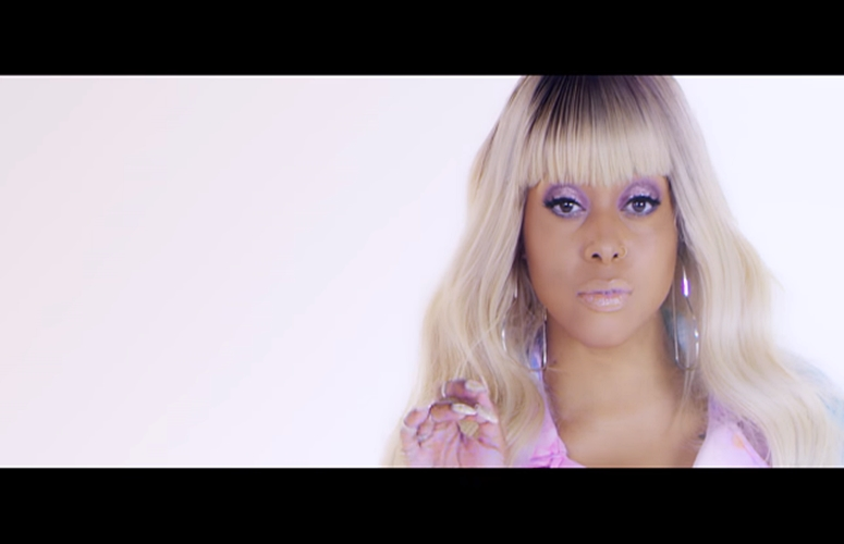 It's All Colorful Choreography In Chrisette Michele's 'Unbreakable' Video, Singer Talks Song's Inspiration