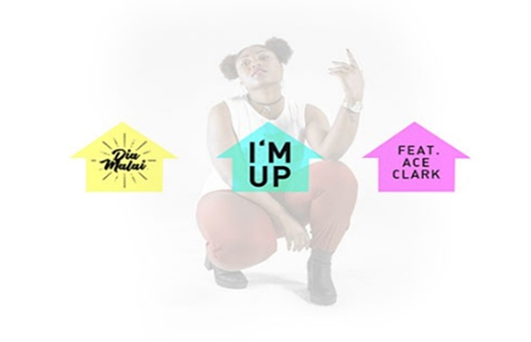 NY-Based R&B Singer Dia Malai Releases Positive Debut Single 'I'm Up' Ft. Ace Clark