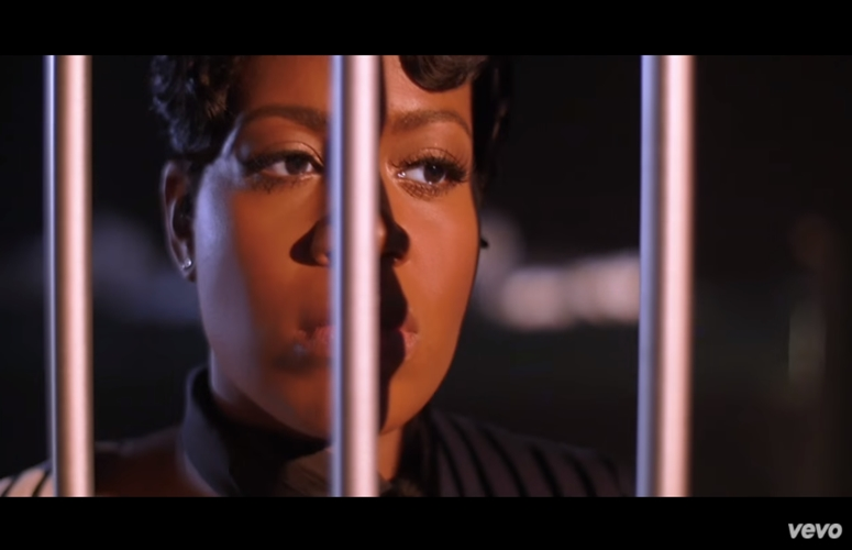 Fantasia Channels 'OITNB' & Plays Multiple Characters In 'Sleeping With The One I Love' Video
