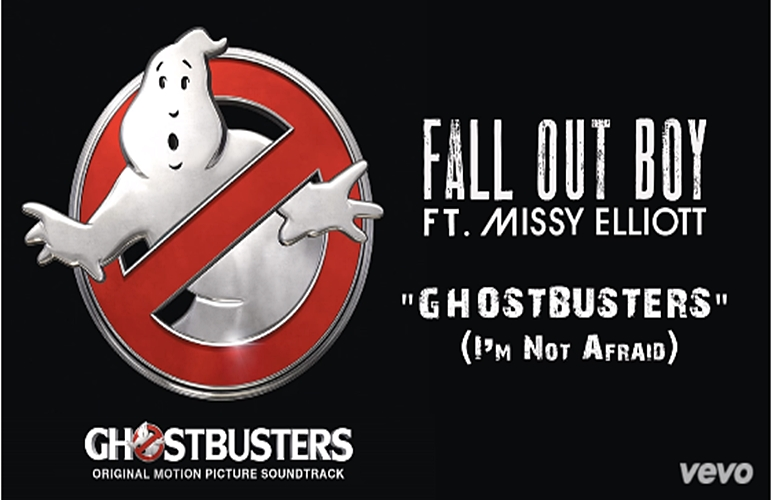 Missy Elliott Adds Verse To Fall Out Boy's 'Ghostbusters' Theme Song, 'I'm Not Afraid,' & The Reviews Aren't Good