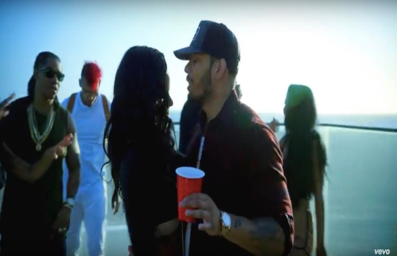 JR Castro And His Crew Enjoy The Cali Sun In 'Right Away' Video