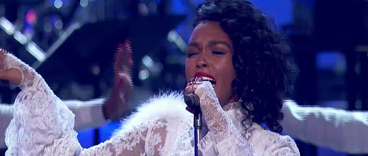 Watch Janelle Monae's Lit Prince Tribute at The 2016 BET Awards