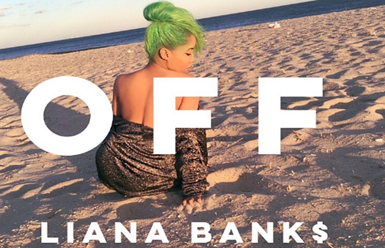 """Liana Bank$ Is Back With Her Latest Single, Only This Time She Wants Us To Take It All """"Off"""""""