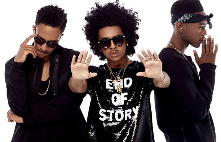 Mindless Behavior Wants You To Pack An #OverNightBag