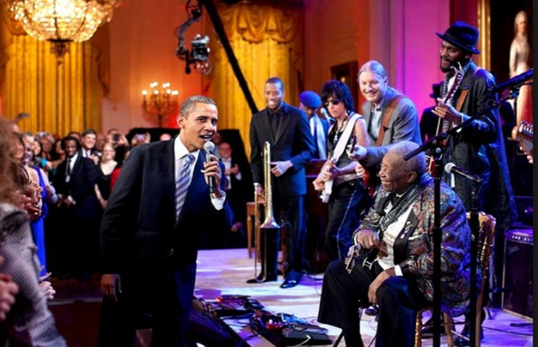 President Obama Declares The Month Of June 'African-American Music Appreciation Month'