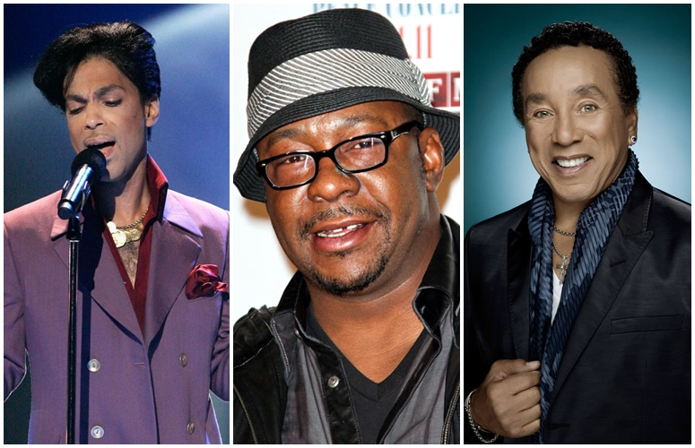 Prince, Bobby Brown, Smokey Robinson, More To Be Inducted Into Rhythm & Blues Hall Of Fame