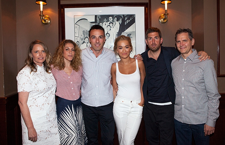 Rita Ora Is The Newest Signee To Atlantic Records