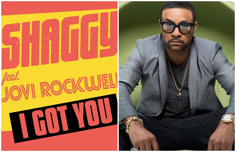 Shaggy Mixes Reggae & Soul For New Jam 'I Got You' ft. Jovi Rockwell