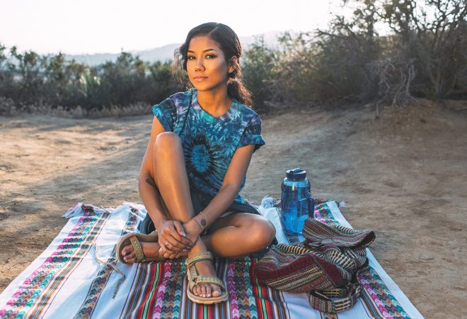 Jhene Aiko Launches Sandal Line With The Teva