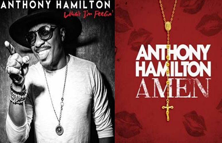 """Anthony Hamilton Hits #1 This Week On The Urban AC Charts With Hit Single, """"Amen"""""""