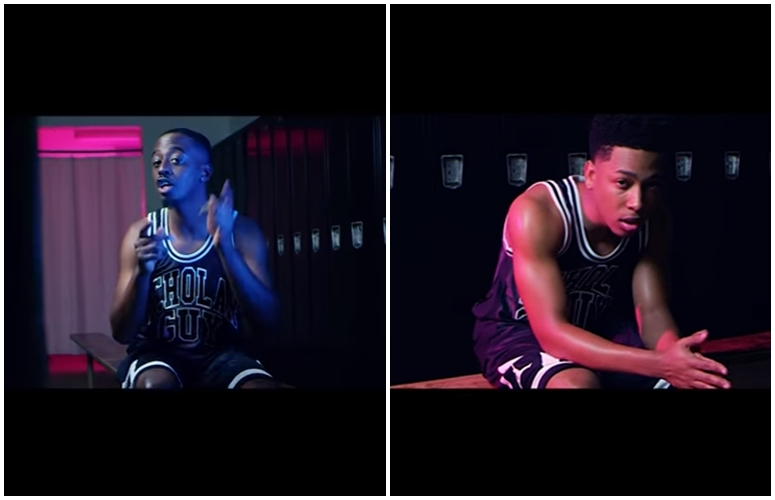 Jacob Latimore Assists New Rapper B. Justice On 'Fall Back Game'
