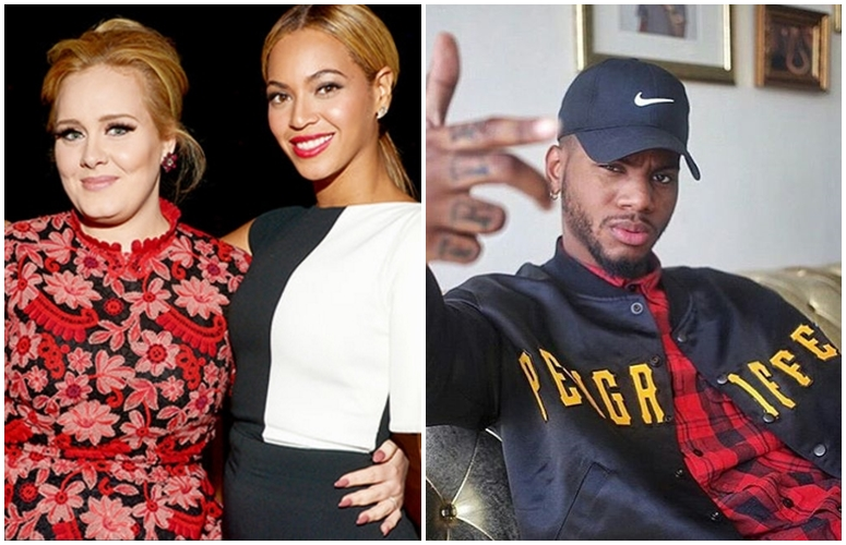 Beyonce & Adele Lead The Pack In VMA Nominations, Bryson Tiller Makes Strong Debut (Full List)