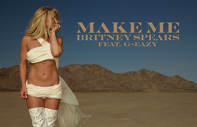 Britney Spears Releases New Single, 'Make Me,' Featuring Rapper G-Eazy