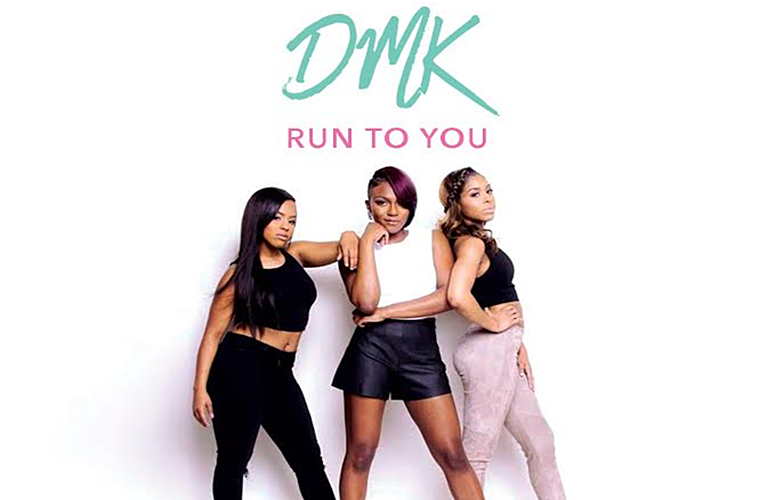 Detroit's Newest Girl Trio, DMK, Uses An Xscape Classic On New Single, 'Run To You'