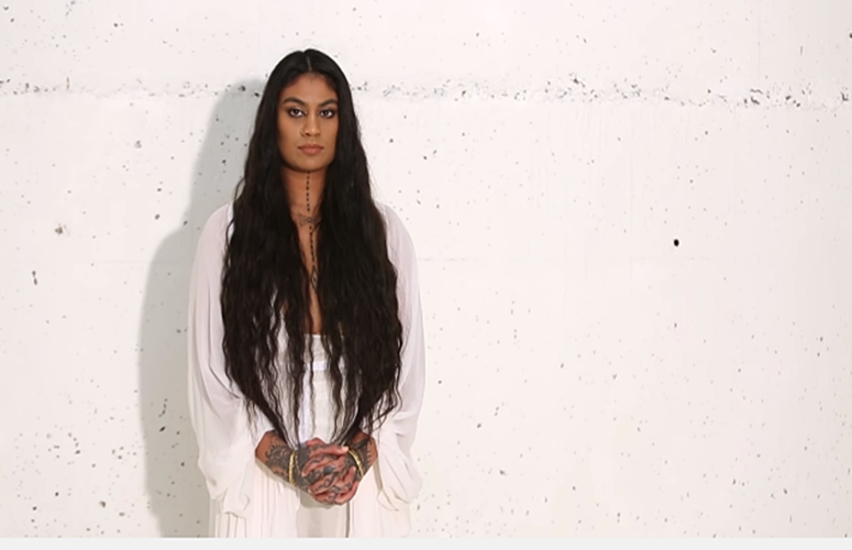 Aaradhna Tackles Stereotypes & Colorism In 'Brown Girl' Video