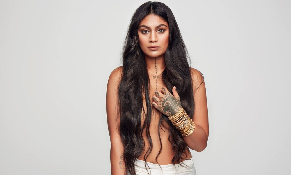 [Interview] Recording Artist Aaradhna Opens Up About What It Means To Be A 'Brown Girl'