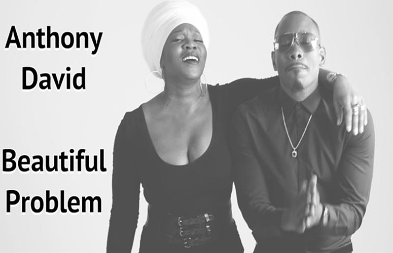 Anthony David Presents 'Beautiful Problem' Video With Cameo By India.Arie