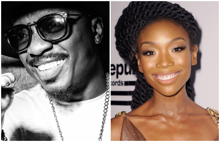 Anthony Hamilton & Brandy Set to Perform at Ray J and Princess Love's  'Love and Hip Hop Hollywood' Wedding