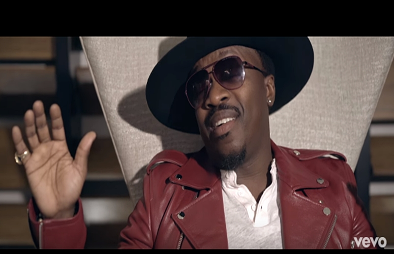 Anthony Hamilton Declares 'Love Is An Angry Thing'