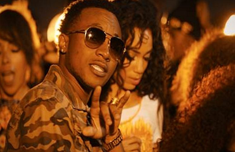Ayo Jay Enjoys a Virtual Display of Dancing Women In 'Your Number' Video