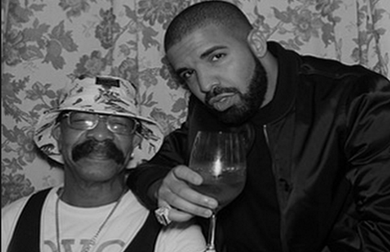 Drake's Father Launches R&B Career, Has a Music Video! (Watch Snippet)