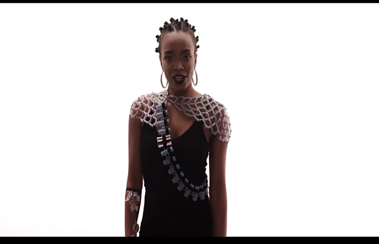 Chicago Artist Jamila Woods Delivers Powerful Declaration in 'Blk Girl Soldier' Video