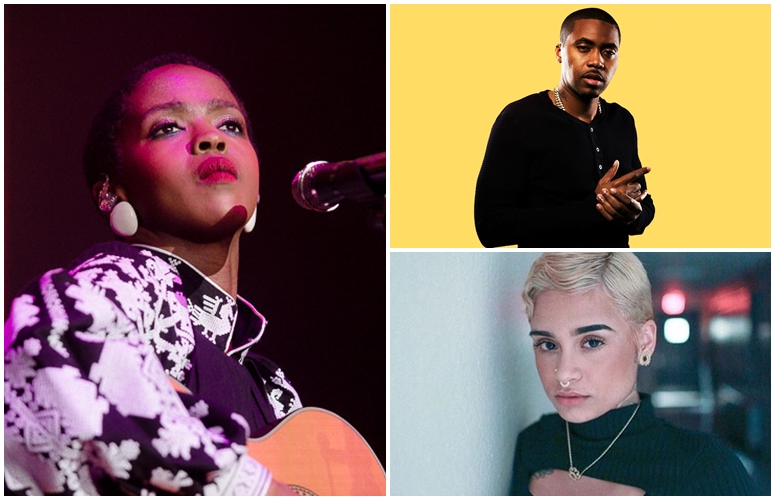 Kehlani & Nas Sign Onto Lauryn Hill's U.S. Fall Trek For Select Dates