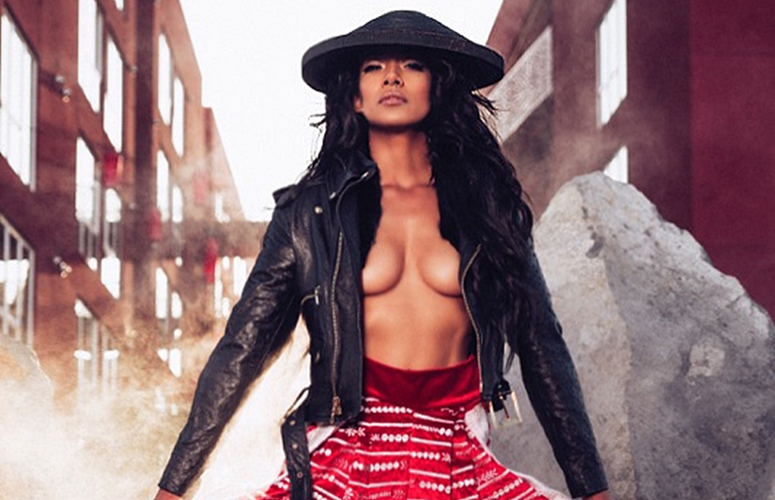 Mila J Drops Newbie 'Down', Plus Go Behind The Scenes of 'Kickin Back' Video