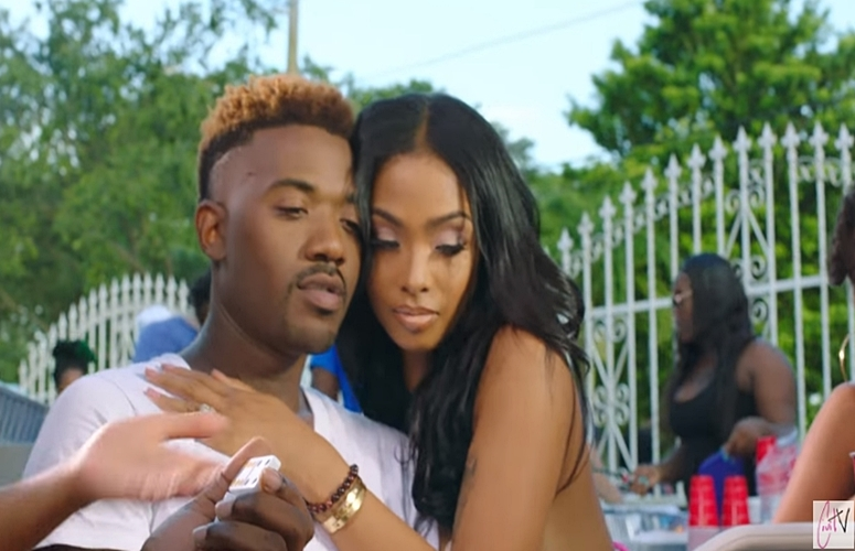 Ray J Spends Quality Time With New Wife Princess Love In 'Be With You' Video