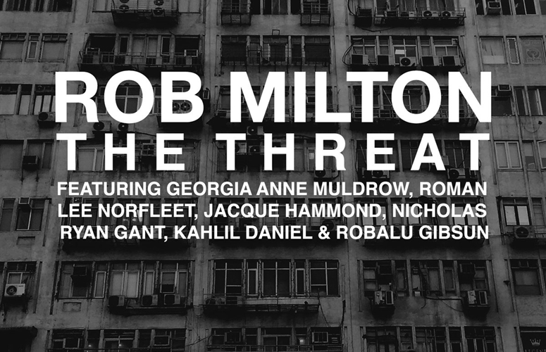 Indie Soul Singer Rob Milton Reveals What 'The Threat' Is