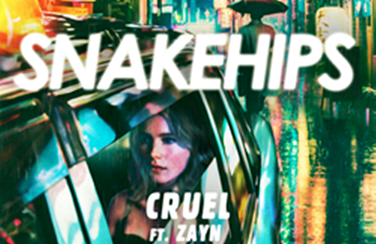 Production Duo Snakehips Links Up With Zayn For Vivid 'Cruel' Video