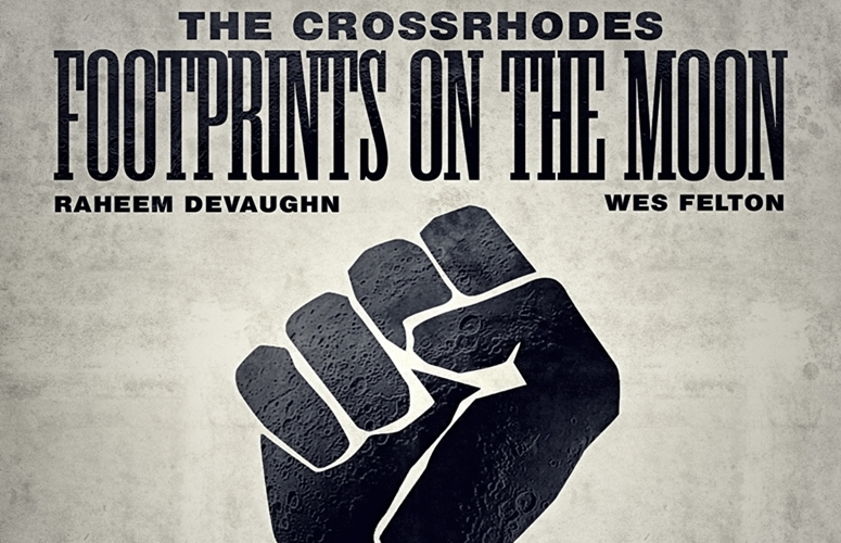 Raheem DeVaughn Reconnects With His Poet Collaborator Wes Felton To Ressurect Duo, The CrossRhodes, They Release 'Footprints on the Moon'