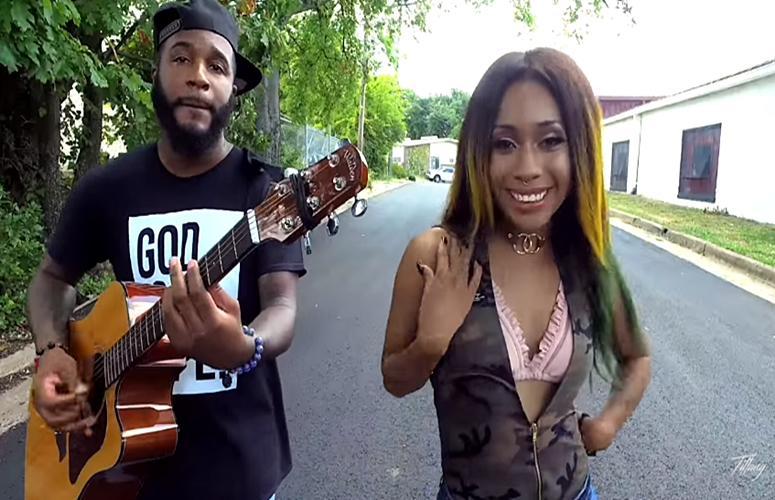 Tiffany Evans Takes 'On Sight' To The Streets With Raw Performance