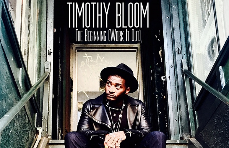 Timothy Bloom Releases Woozy Throwback Single, 'Work It Out'