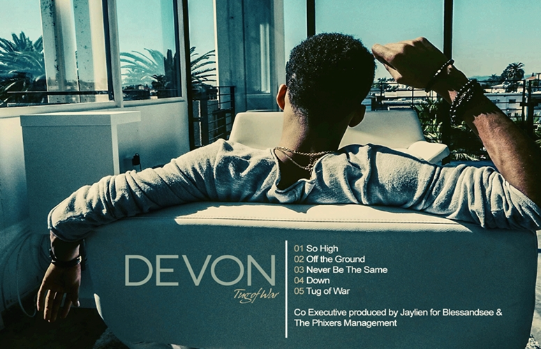 Young Philly Crooner Devon Drops Debut EP, 'Tug Of War'