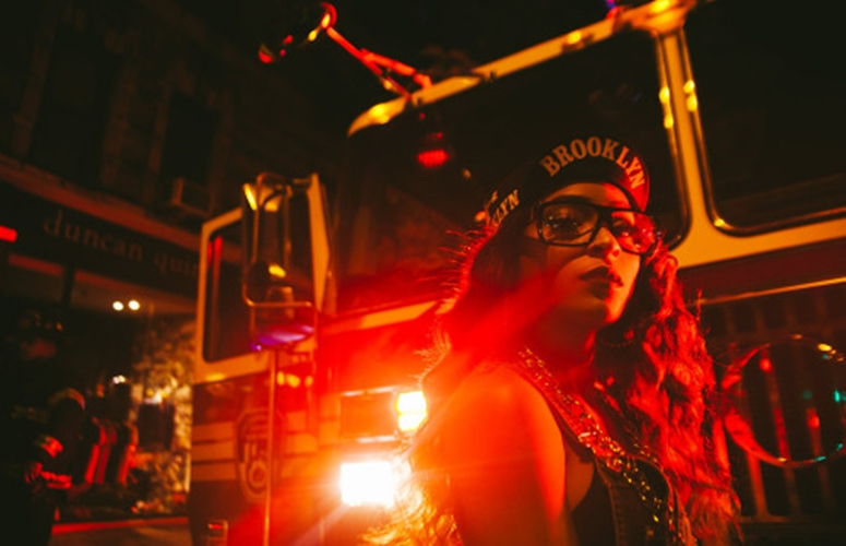 Charlotte, NC Artist KAM Plays With Fire On 'Flamethrower'