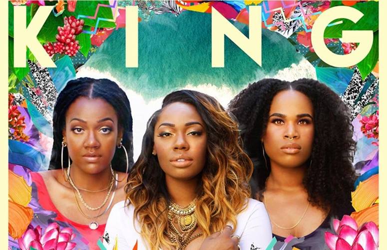 R&B Trio KING Drop Colorful Video For Etheric Single, 'Native Land'