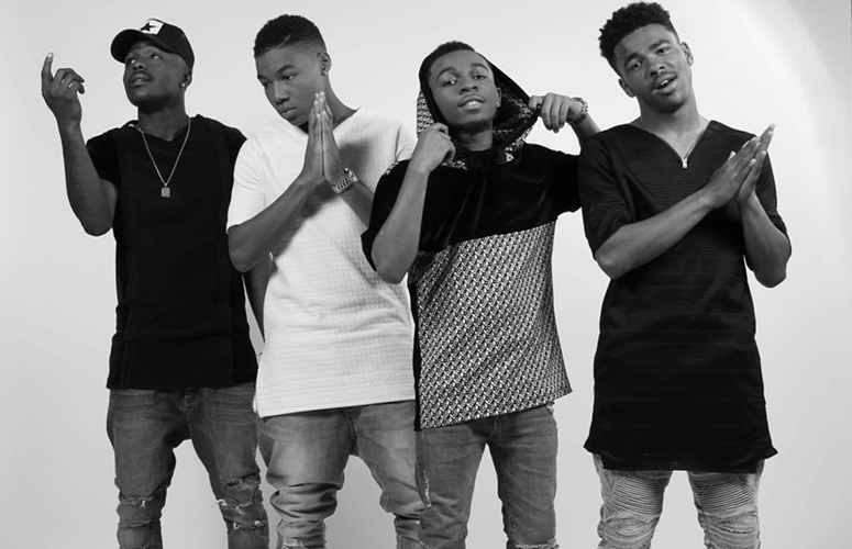 Male Quartet Meant To Be (M.T.B)  Drops New Single, 'Do Your Thing'