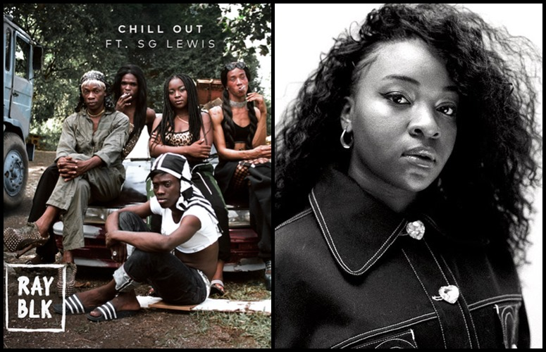 London-Based R&B Singer Ray Blk Takes Aim at The U.S. With New Single 'Chill Out'