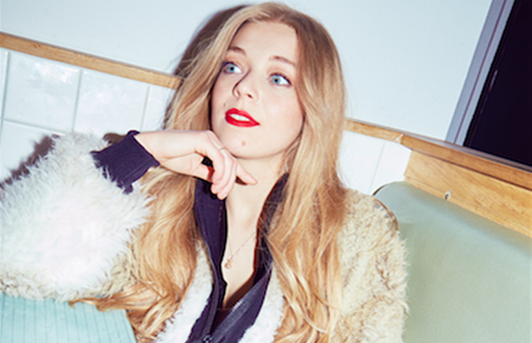 British Singer-Songwriter Becky Hill Tries To Visualize What It's Like To Feel 'Warm' On Fresh, New Jam